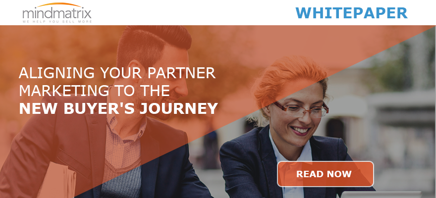 Whitepaper: Aligning Your Partner Marketing to the New Buyer's Journey