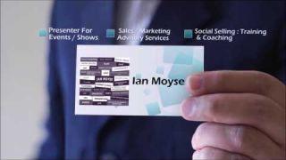 Show Presenter / Sales & Marketing Consultancy / Social Sales Training