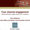 WEBINAR - True Channel Engagement