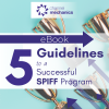 WHITEPAPER: 5 Guidelines to a Successful SPIFF Program